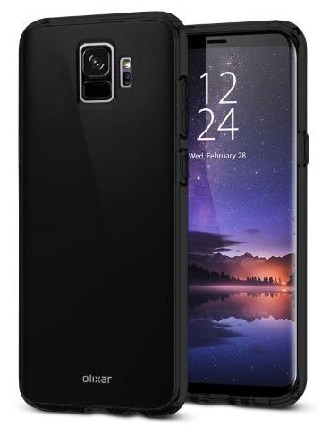 Olixar Samsung Galaxy S9 Case