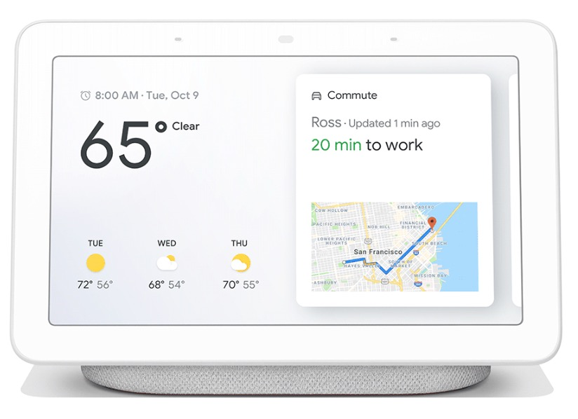 google home hub - photo #49