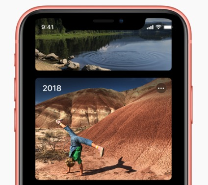 Apple iOS 13 - photos