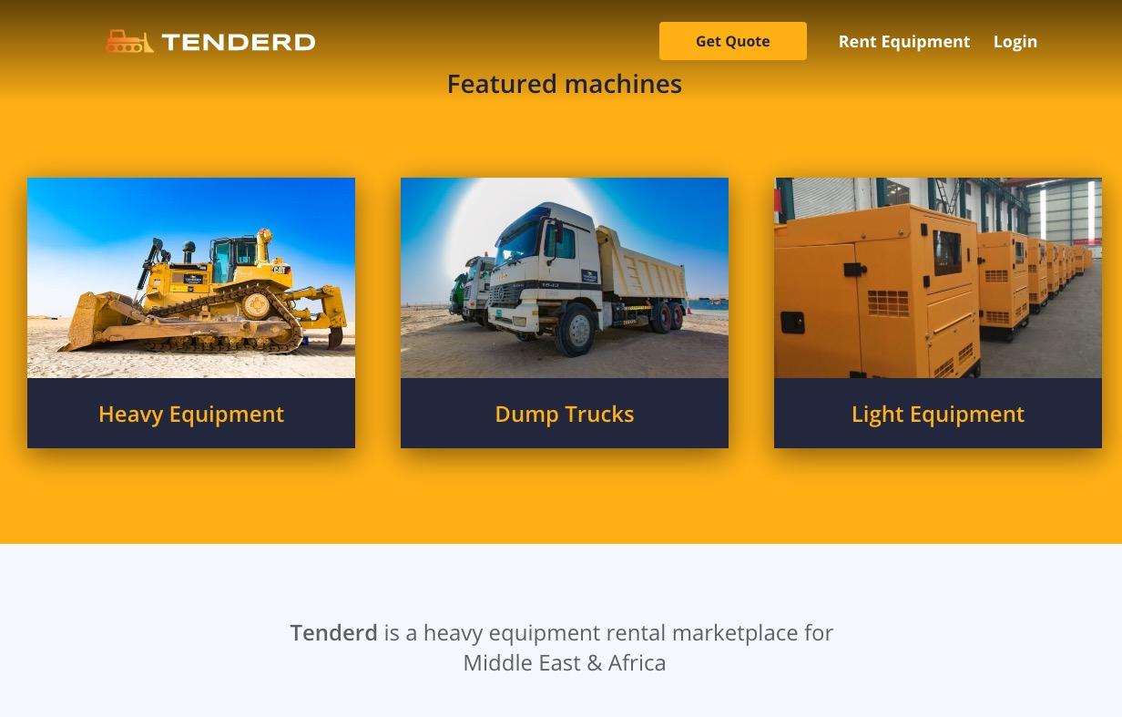 Construction Equipment: Dubai-Based Heavy Equipment Rental
