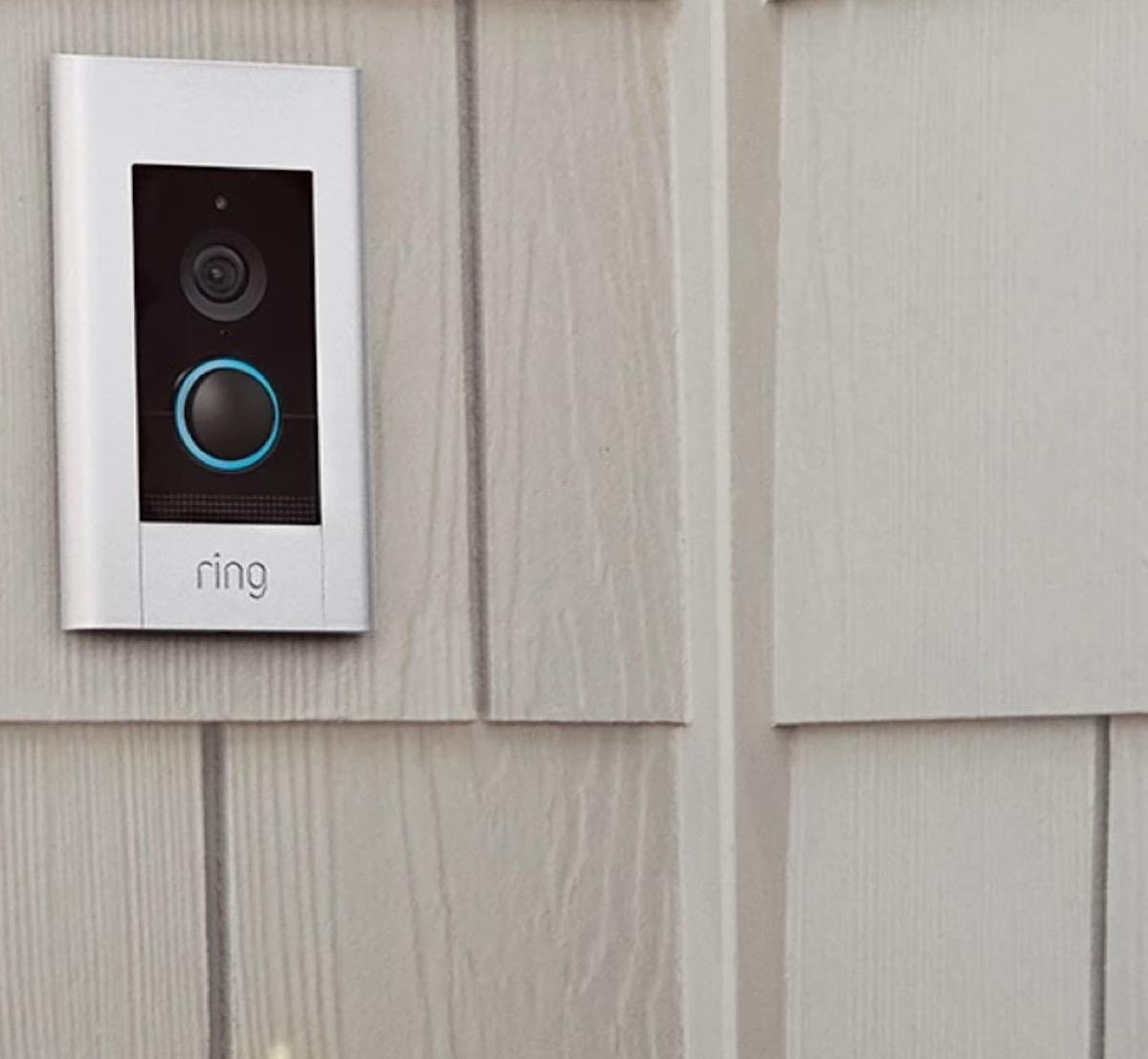 Ring Doorbell Elite