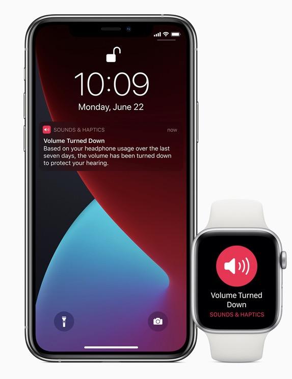 Apple Watch hearing health