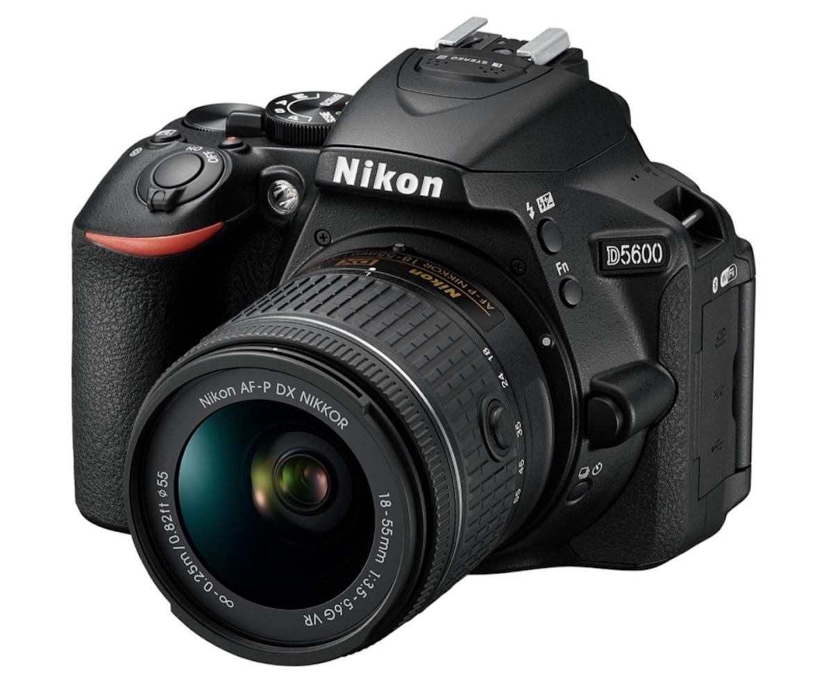Nikon D5600 - feat